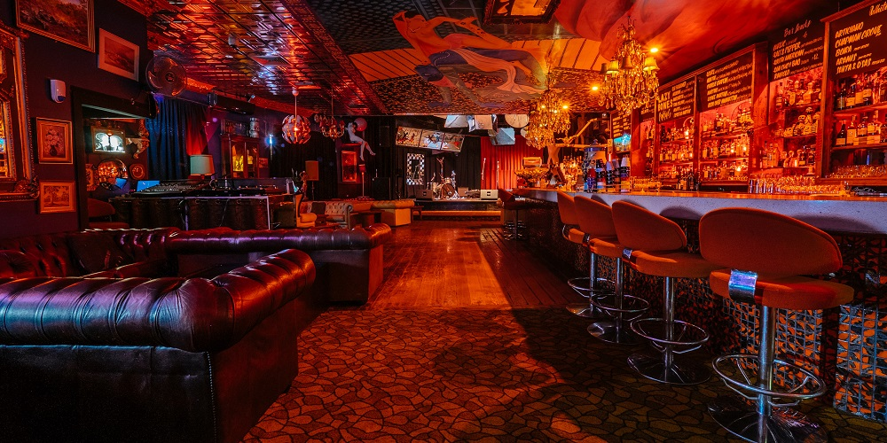 Lazybones Lounge Restaurant & Bar