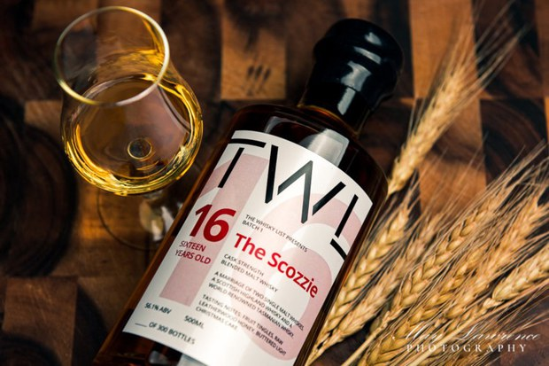 We did a thing! Introducing The Whisky List's 1stRelease