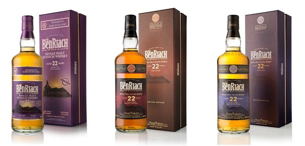 20% off the BenRiach 22 range @ The Wine Providore