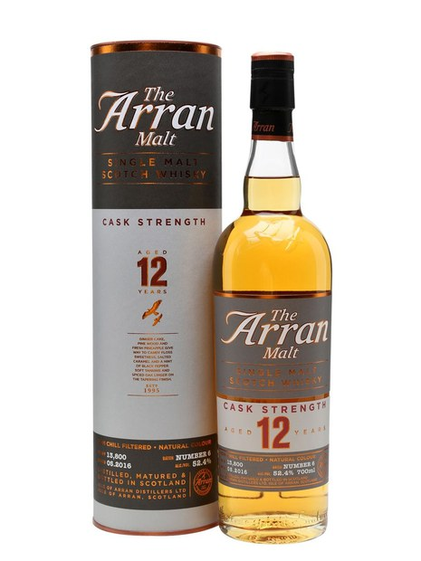 Arran 12 Cask Strength Batch 6 @ Whisky Direct