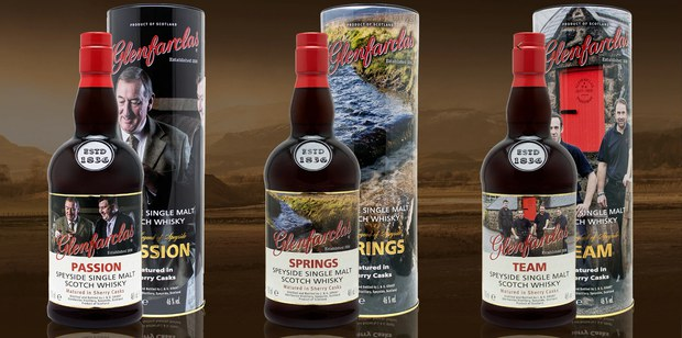 Glenfarclas Legends of Speyside Series @ GoodDrop