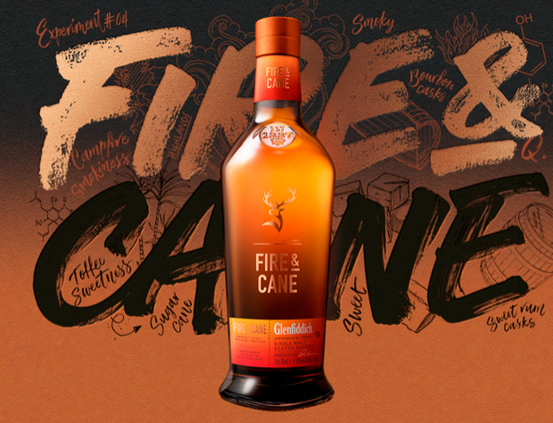 Glenfiddich Fire & Cane @ The Old Barrelhouse
