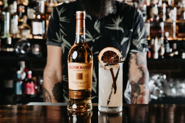 Introducing The Glenmorangie Highball