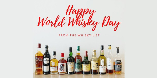Our Favourites for World Whisky Day!