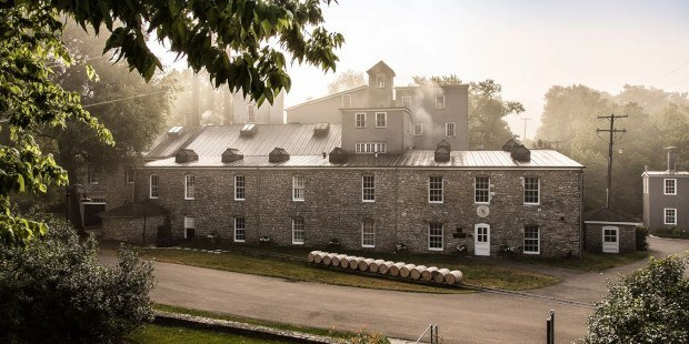 Woodford Reserve Small Batch Kentucky Bourbon – from the house that Jack Built.