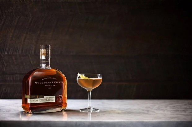 Woodford Reserve Double Oaked - Shaken and Stirred