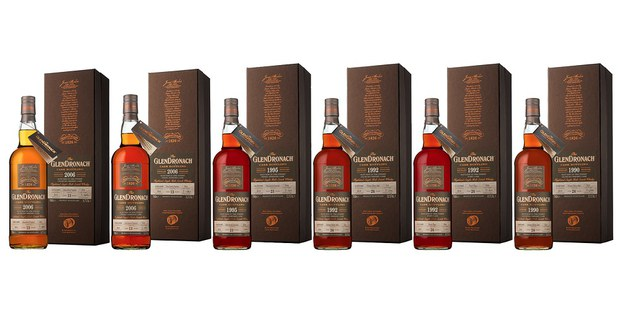 Announcing Glendronach Single Casks Batch 17
