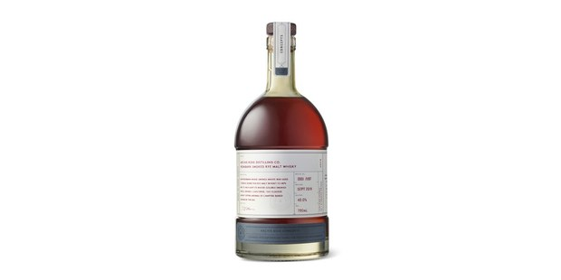 Ironbark Smoked Rye Malt Whisky