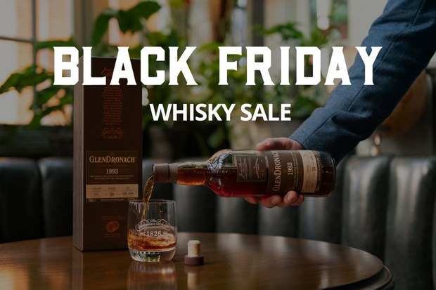 Black Friday Whisky Specials!