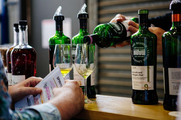 Getting into Single Cask whisky with the SMWS