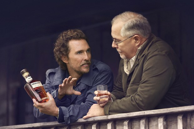 Matthew McConaughey launching Wild Turkey's With Thanks program this November in Australia
