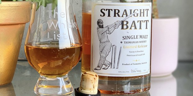 Straight Batt Tassie Single Malt