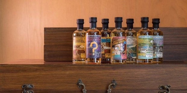 Boutique-y Virtual Whisky Tasting: The Show Will Go On