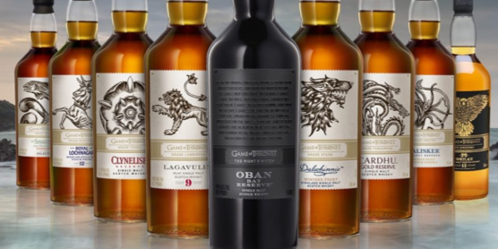 Game of Thrones Epic Virtual Whisky Tasting