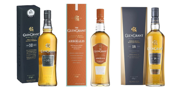 Glen Grant Arboralis Launch