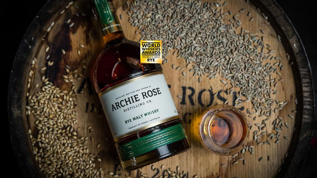 Archie Rose Australian Whisky Masterclass