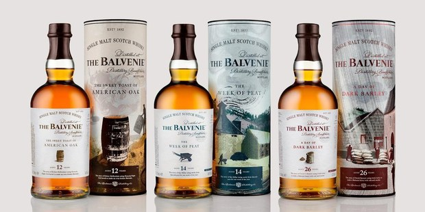 The Balvenie Stories Online Whisky Event