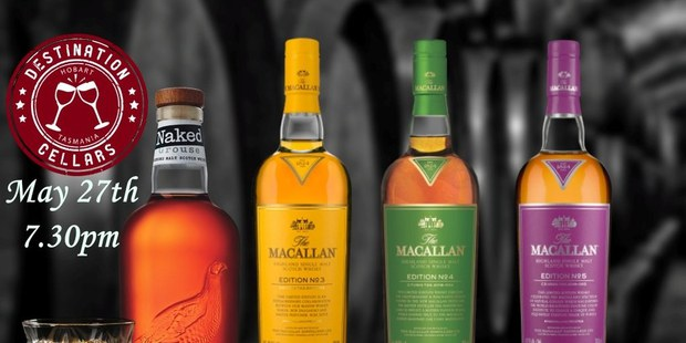 The Macallan Editions Online Whisky Event