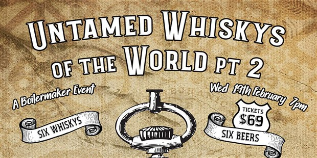 Untamed Whisky of the World Part 2