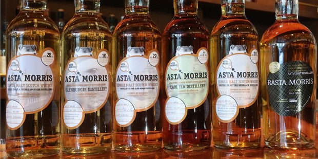 Virtual Asta Morris Tasting with Founder Bert Bruyneel
