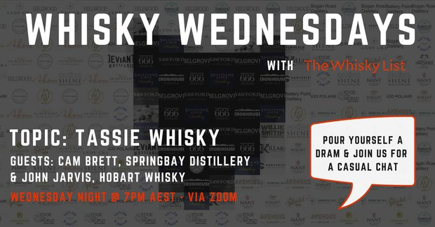 Whisky Wednesdays With The Whisky List