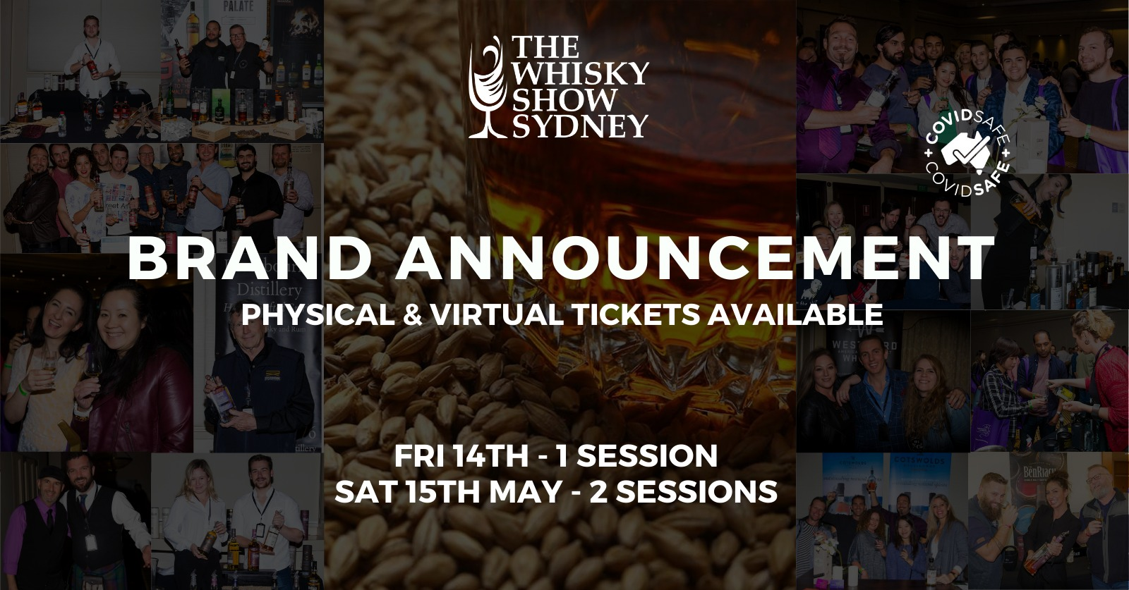 Whisky you'll taste at The Whisky Show!
