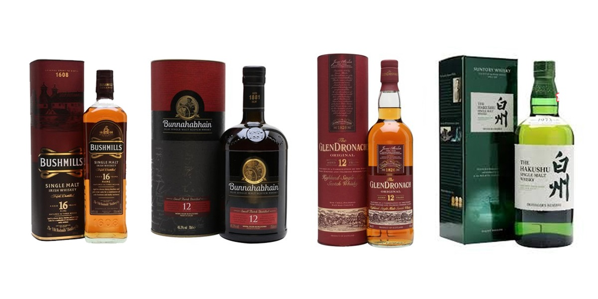 The Top 10 $100 Whiskies!