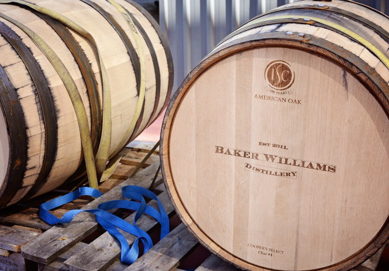 Baker Williams Barrels