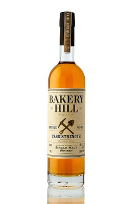 Bakery Hill Double Wood Cask Strength
