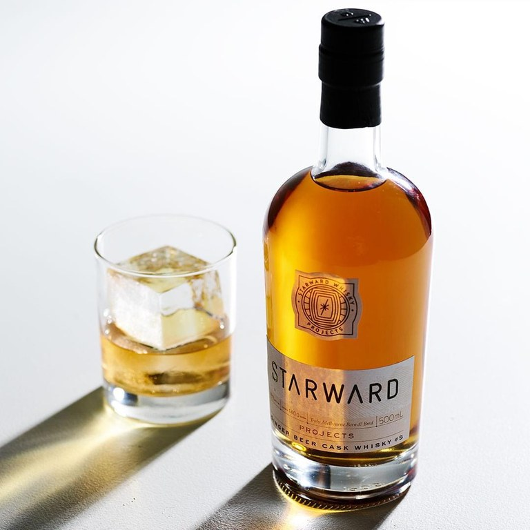 Starward Ginger Cask batch 5