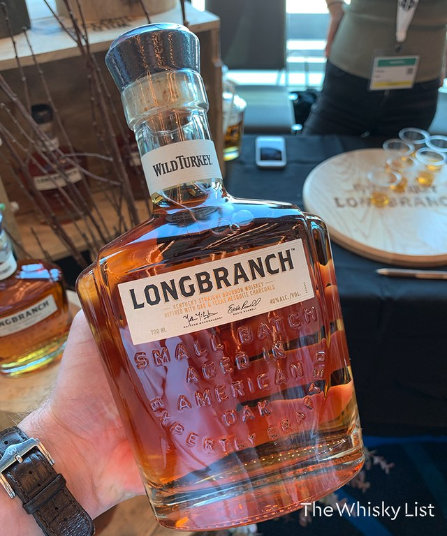 Wild Turkey Longbranch Bottle