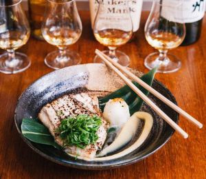 World Whisky Dinner @ Osaka Trading Co
