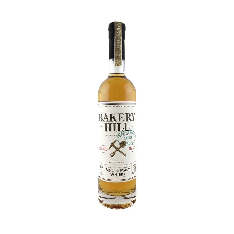 Bakery Hill A Wisp Of Smoke Australian Single Malt Whisky