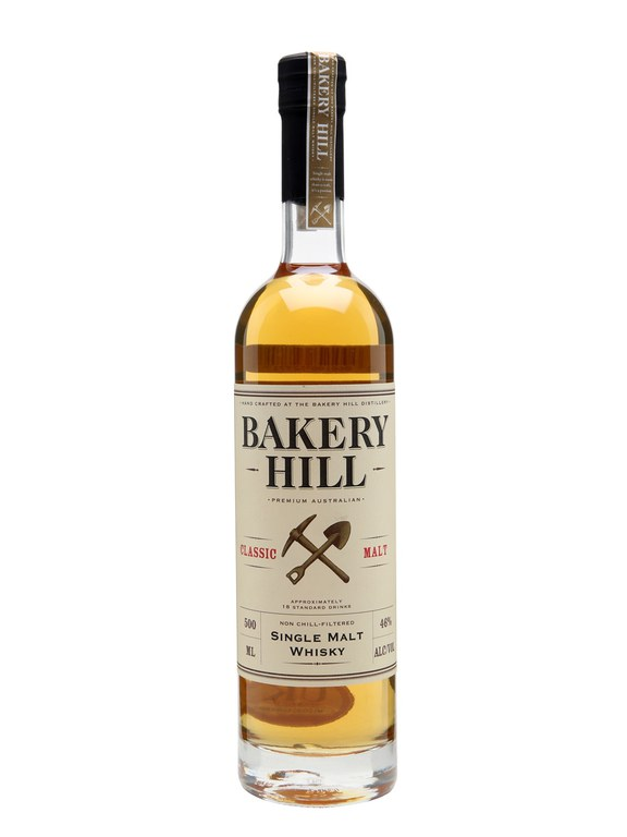 Bakery Hill Classic Australian Single Malt Whisky