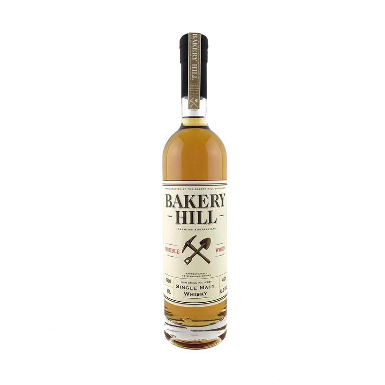 Bakery Hill Double Wood Australian Single Malt Whisky
