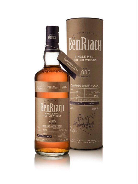 BenRiach 2007 Batch 15 Single Cask #5014.jpeg