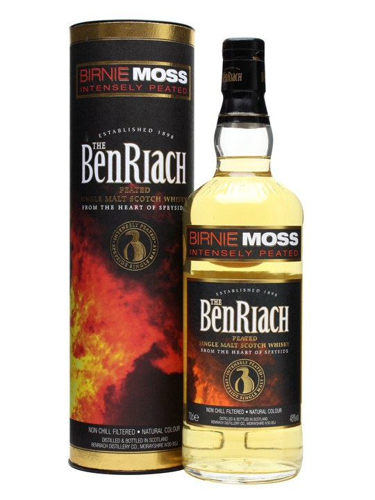 BenRiach Birnie Moss Single Malt Scotch Whisky
