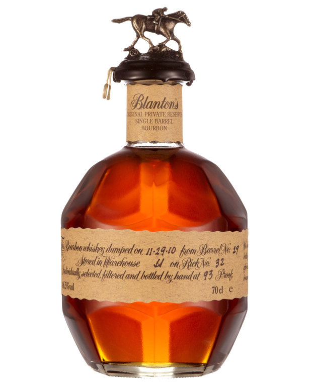 Blanton's Original Private Reserve Single Barrel Kentucky Straight Bourbon Whiskey