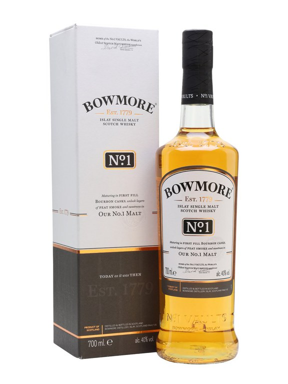 Bowmore No. 1 Single Malt Scotch Whisky