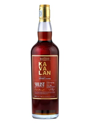 Kavalan Solist Port Cask Taiwanese Single Malt Whisky