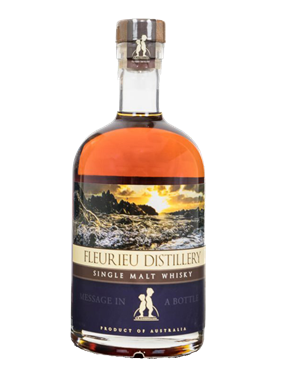 Fleurieu Message In a Bottle Australian Single Malt Whisky