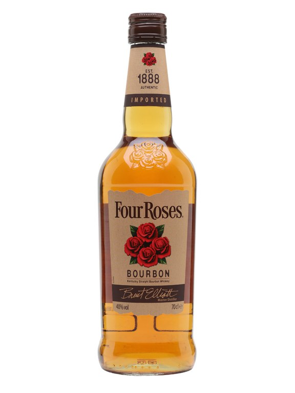 Four Roses Kentucky Straight Bourbon Whiskey