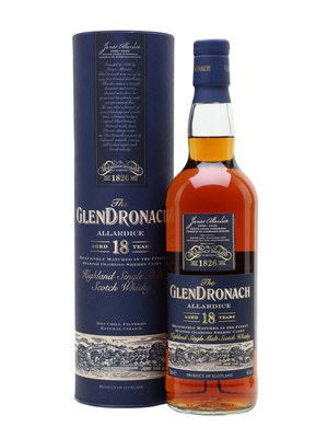 GlenDronach 18 Year Old Allardice Single Malt Scotch Whisky