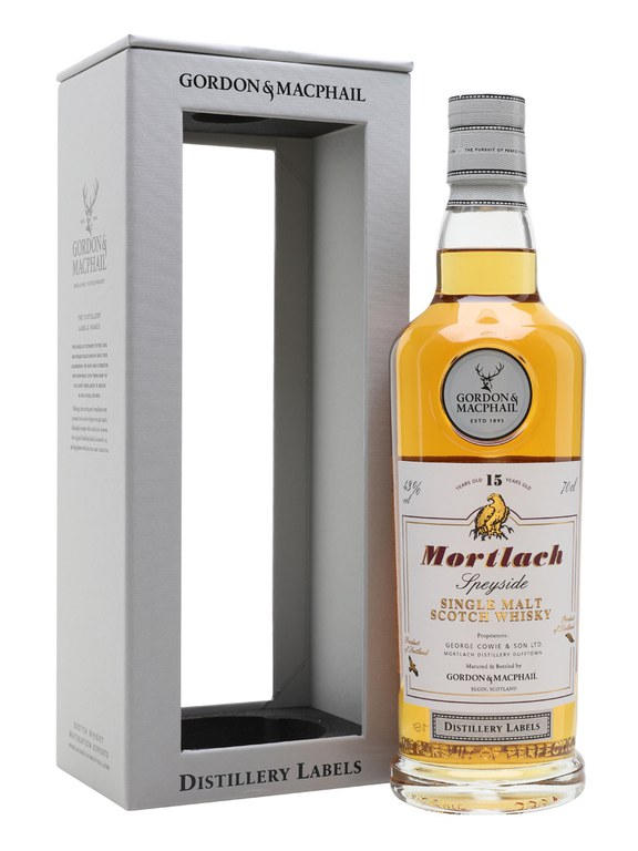 Gordon & MacPhail Mortlach 15 Year Old Single Malt Scotch Whisky