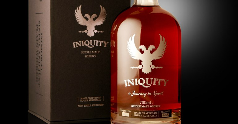 Iniquity Australian Single Malt Whisky