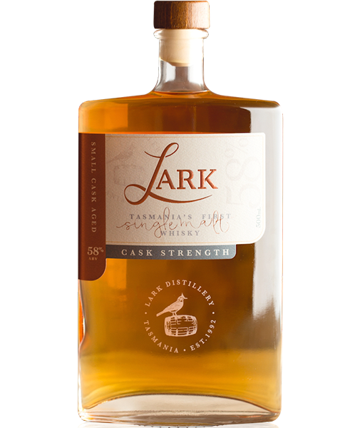 Lark Classic Cask Strength Australian Single Malt Whisky