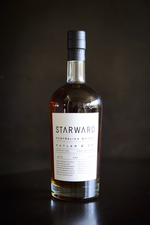 Starward Cutler & Co Project