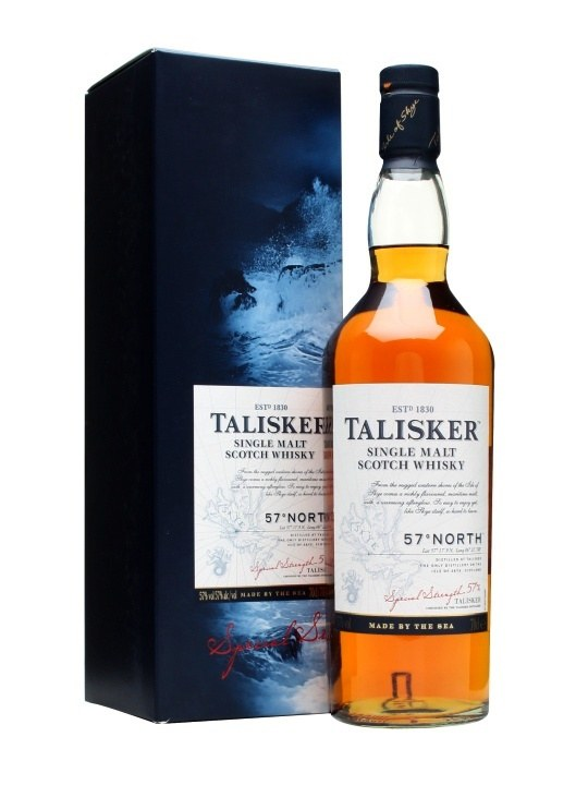 Talisker 57 Degrees North Single Malt Scotch Whisky