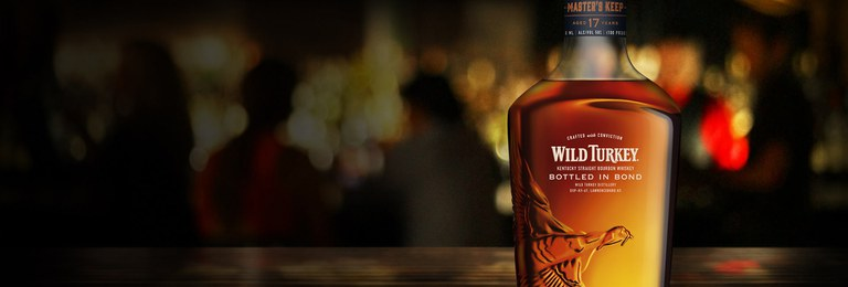 Wild Turkey Bottled In Bond 17 banner