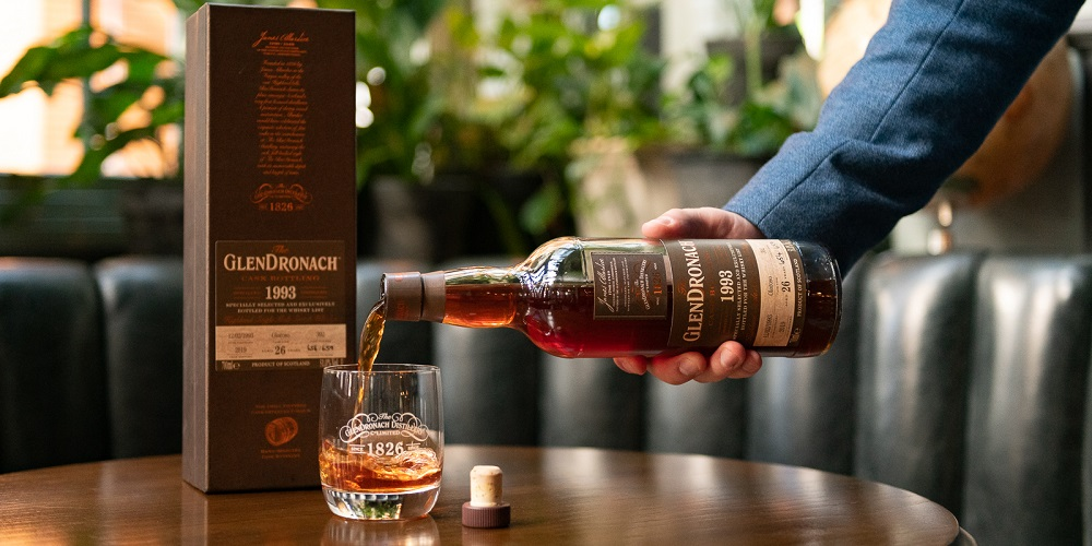 Our GlenDronach 1993 Single Cask is available now!
